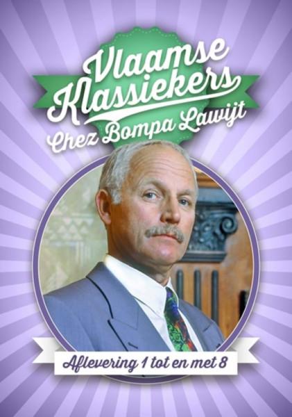 Chez Bompa Lawijt Aflevering 1-8 (DVD)