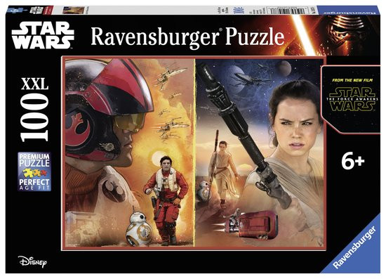 StarWars Episode VII - puzzel