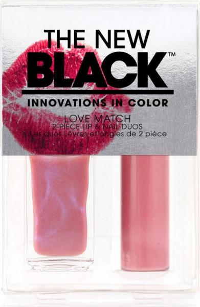 The New Black Love Match - Jaybird - Nagellak