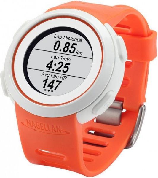 Mio Magellan Echo - Sporthorloge met hartslagmeter - Oranje