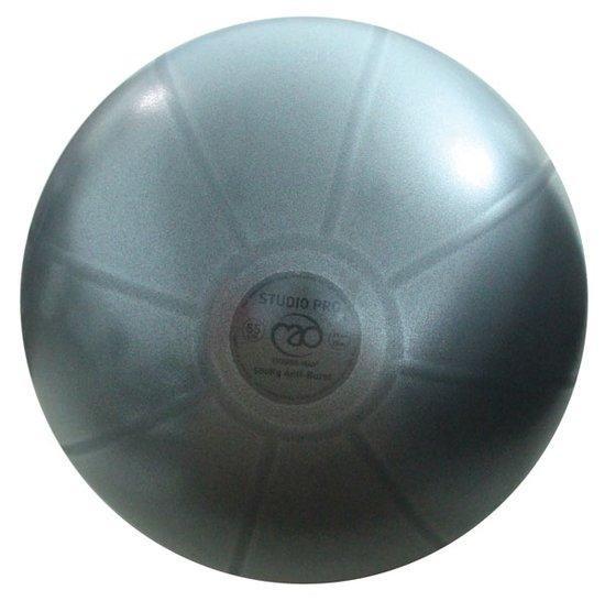 Fitness-Mad Studio Pro - Fitnessbal / Gymbal - 55 cm - Antraciet