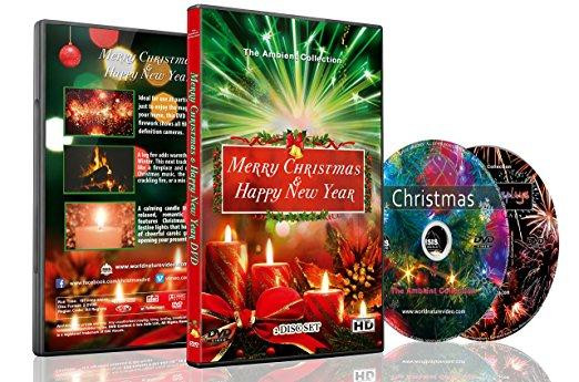 Merry Christmas & Happy New Year - DVD