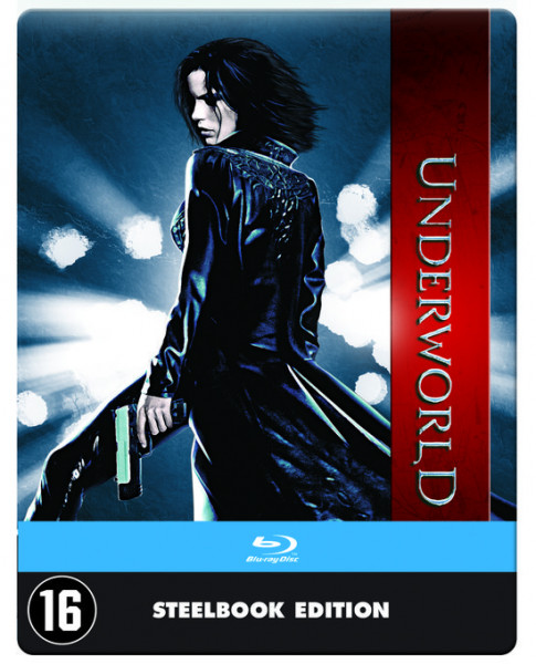Underworld (2003) (Steelbook) Blu-ray