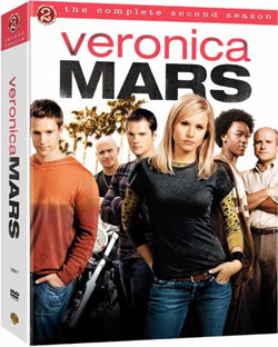 Veronica Mars - Seizoen 2 - DVD