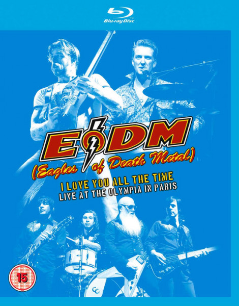 I Love You All The Time / Live At The Olympia Paris (Blu-Ray)