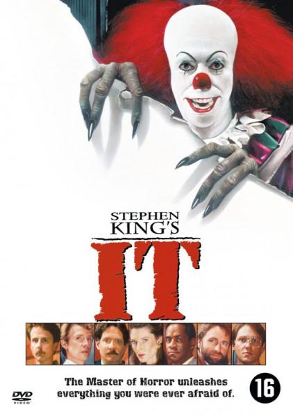 Stephen King's: It (DVD)