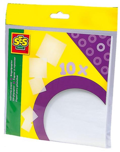 Strijkvellen SES 10-pack: 15x15 cm (00786)