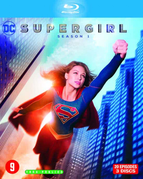 Supergirl - Seizoen 1 (Blu-ray)