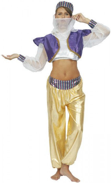 Superluxe Harem Habiba - Kostuum - Maat M