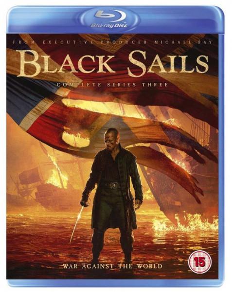 Black Sails - Season 3 (Import)