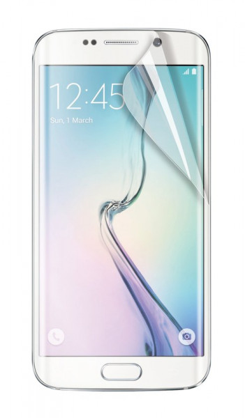 BeHello Samsung Galaxy S6 Edge plus Screen protector Glossy Transparent