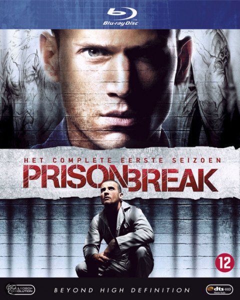 Prison Break - Seizoen 1 (Blu-ray) (6 Discs)