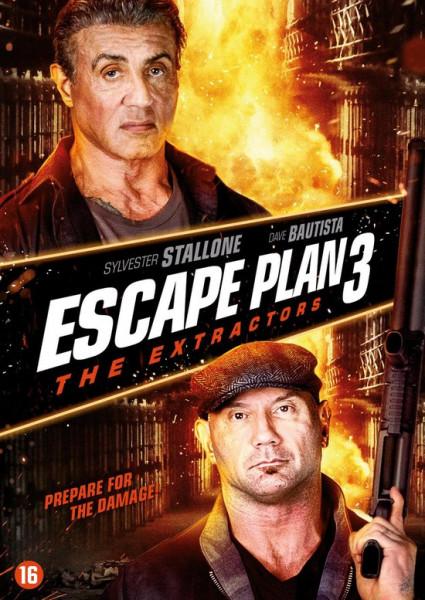 Escape Plan 3 - dvd