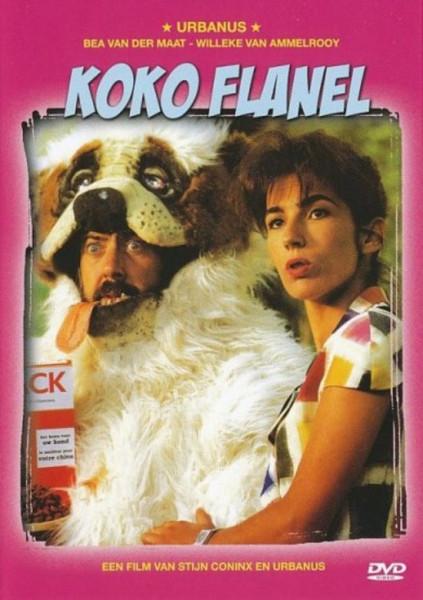Koko Flanel - dvd