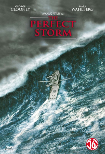 The Perfect Storm - dvd