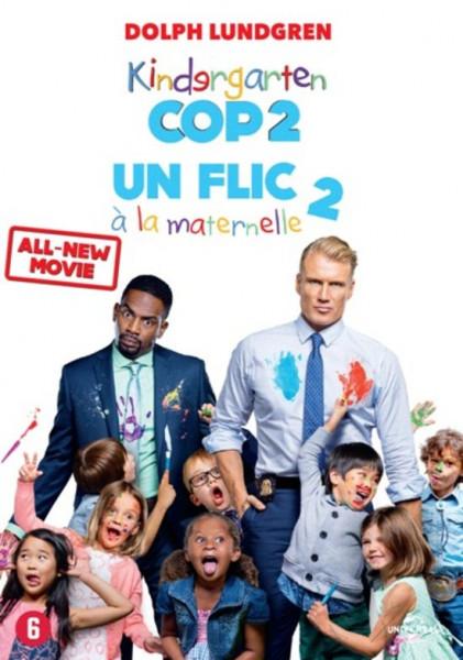 Kindergarden Cop 2 (DVD)