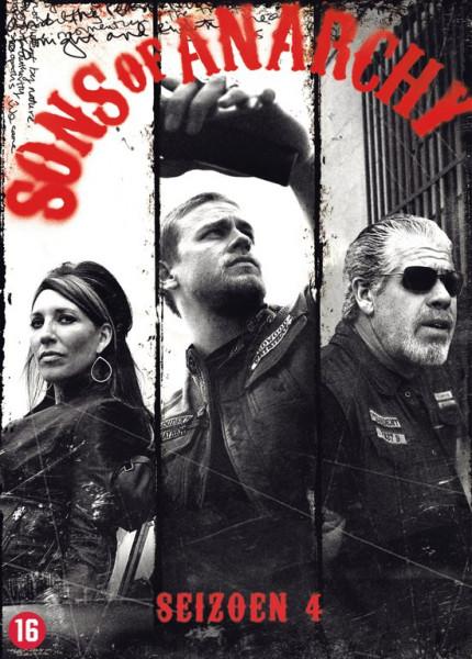 Sons Of Anarchy - Seizoen 4 - DVD