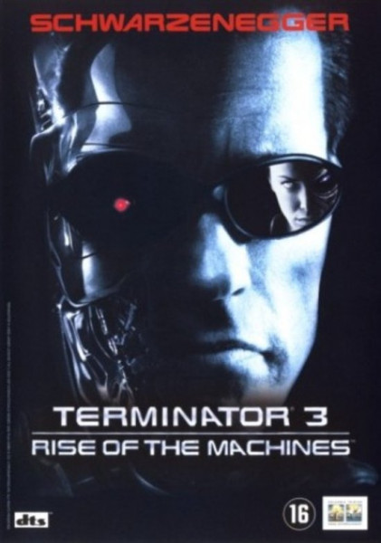 Terminator 3 - Rise Of The Machines (DVD)