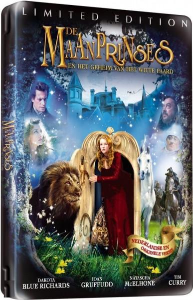 Maanprinses En Het Geheim Van Het Witte Paard (Metal Case) (DVD)
