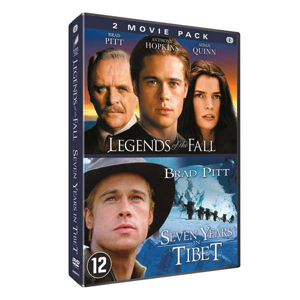 Legends Of The Fall / Seven Years In Tibet (2DVD) - Brad Pitt