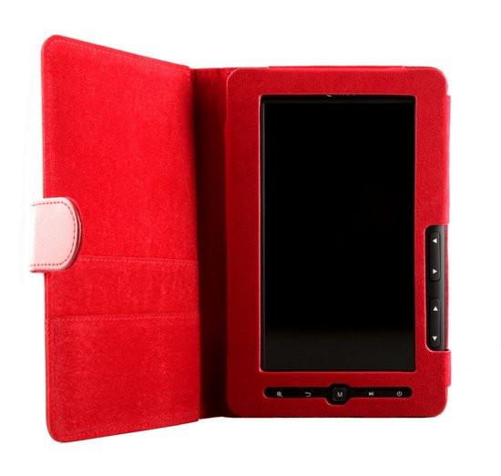 Beschermhoes voor Icarus Omnia M703BK - Ruby Red
