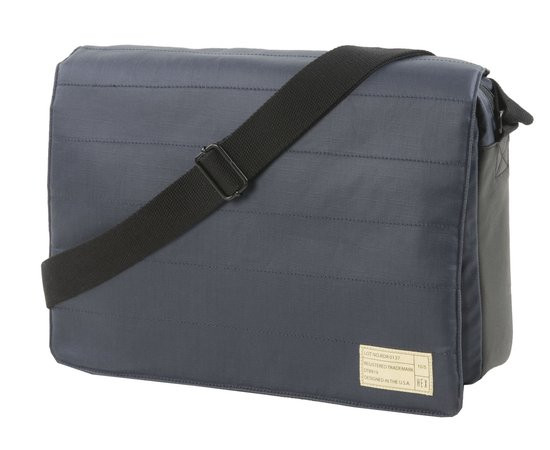 HEX Messenger Bag - Schoudertas - Navy Ripstop