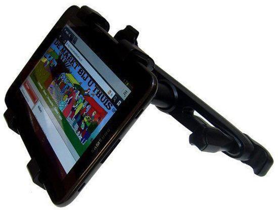 """Universele autostoel hoofdsteun houder tablet ipad samsung tablet van 7"""" tot 10"""""""