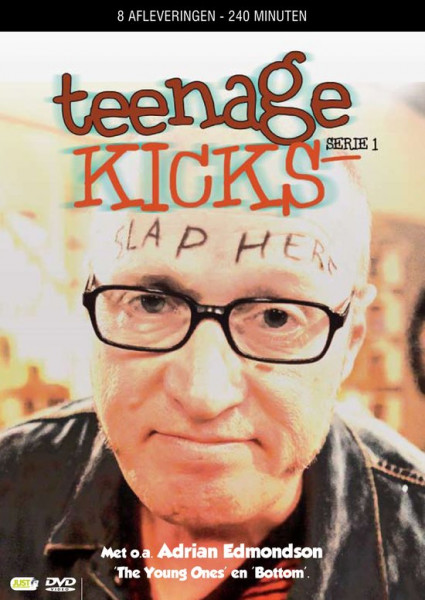 Teenage Kicks - Seizoen 1 - (dvd)