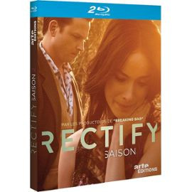 Rectify - Saison 2 (2 Blu-ray) - IMPORT AZERTY