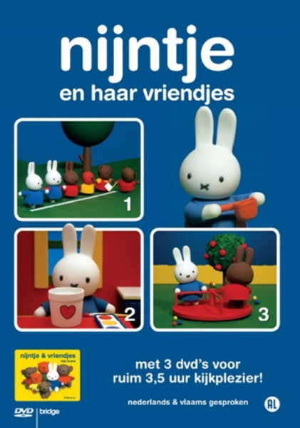 Nijntje Box (DVD)