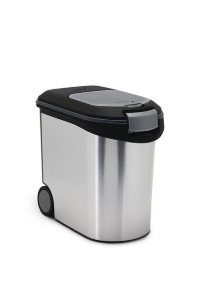 KOOPJESHOEK - Curver Voedselcontainer Metallic - 35 L