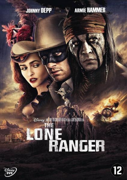 The Lone Ranger - DVD
