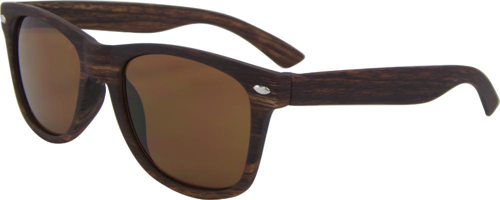 JuniorBanz UV zonnebril Kinderen - Bruin - Maat 4-10 jaar