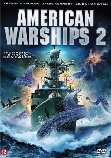 American Warships 2 Aka Bermuda Tentacles (DVD)