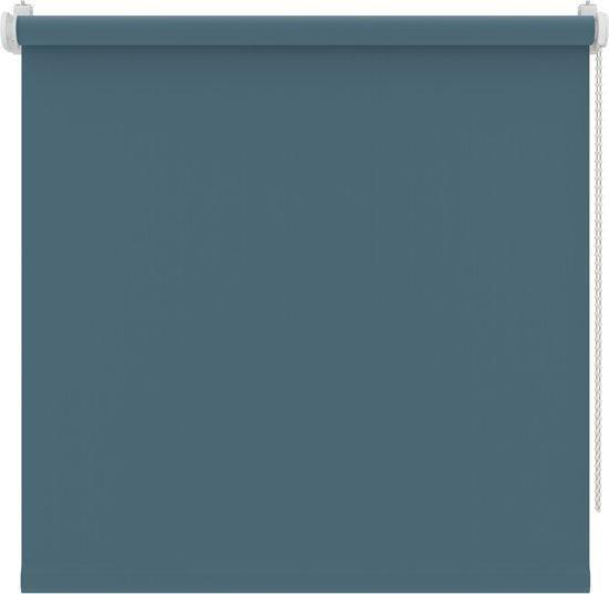 Inspire rolgordijn (voor kantel- en kiepramen) - Grijs/Blauw - Verduisterend - 52x250 cm