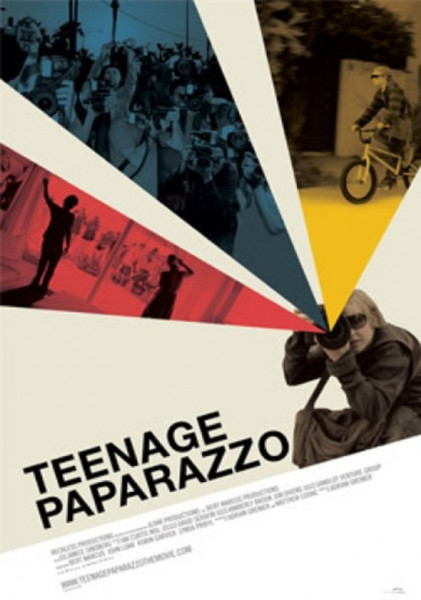 Teenage Paparazzo - dvd