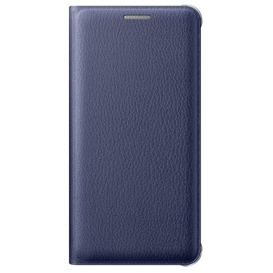 Samsung flip wallet - Blauw - voor Samsung A310 Galaxy A3 2016