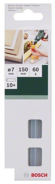 Bosch lijmpatronen transparant - Diameter 7 mm - 10 stuks