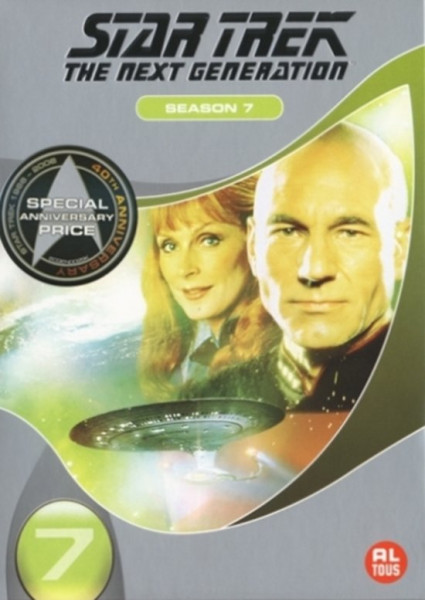 Star Trek: The Next Generation - Seizoen 7 (Repack)