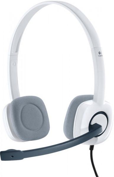 Logitech H150 - Stereo Headset - Coconut