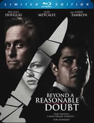 Beyond A Reasonable Doubt - Steelbook - Blu-Ray