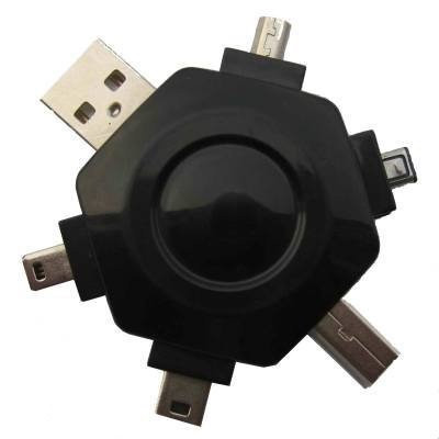 A-USB5TO1 Universal 6-port USB adapter