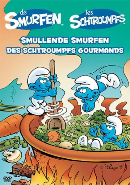 Smurfen - Smullende Smurfen - DVD