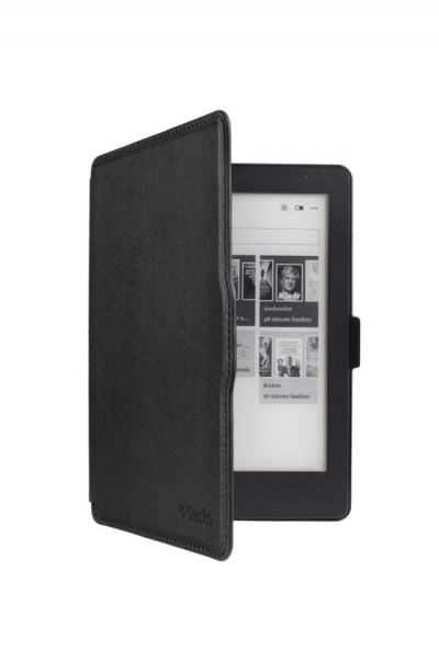 Gecko Covers Kobo Aura Edition 2 Hoes Slimfit - Zwart