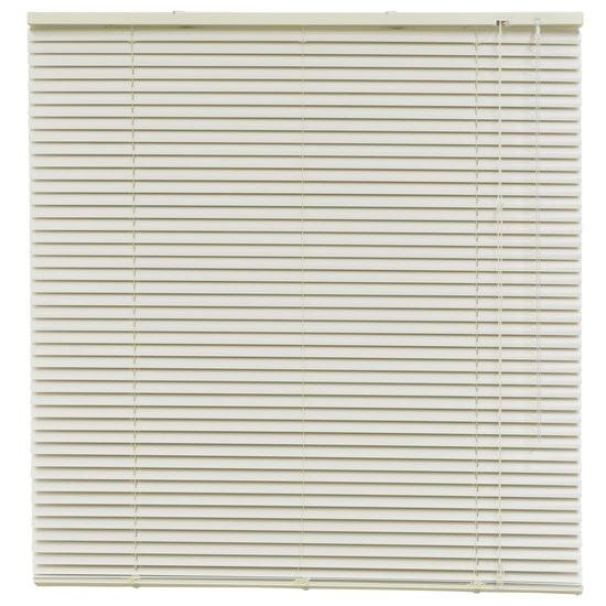 Intensions - Aluminium Jaloezie - 25 mm - Off White - 60x130 cm