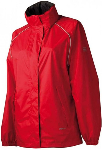 AGU Shinta Regenjas - Dames - rood