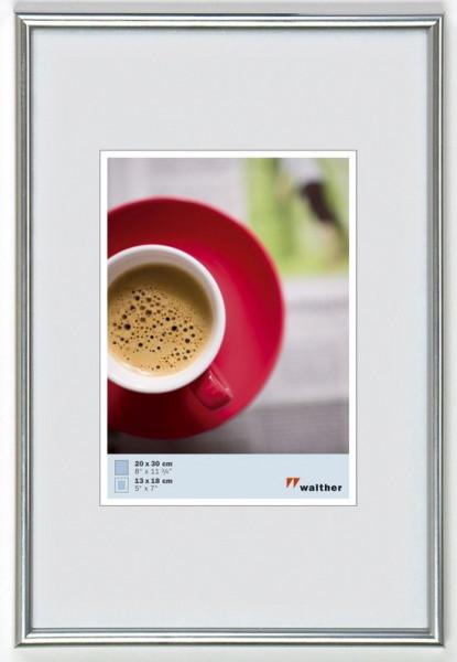 Walther Galeria - Fotolijst - Fotomaat 30x45 cm - Zilver