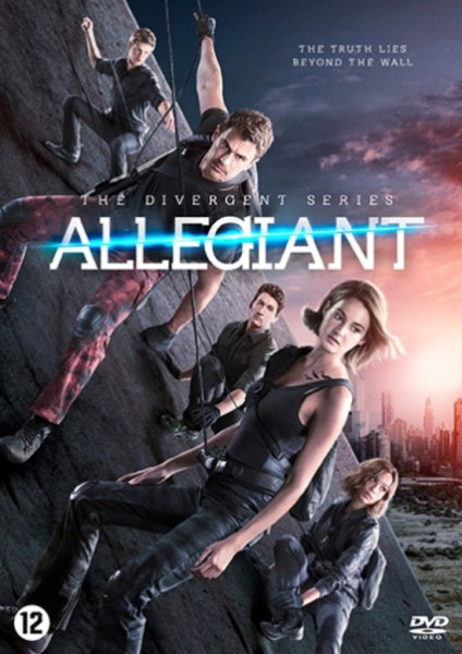 The Divergent Series - Allegiant - dvd