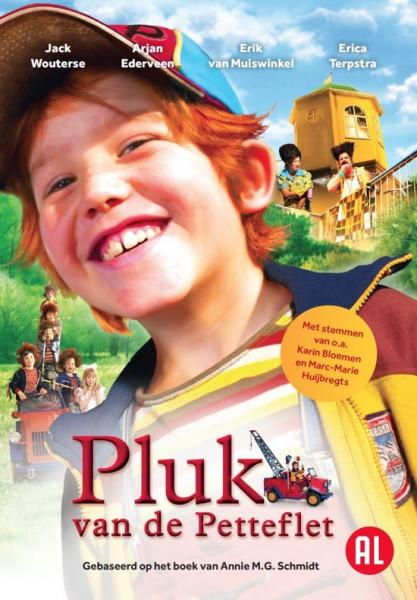 DVD - Pluk Van De Petteflet