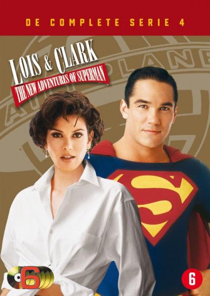 Lois & Clark: The New Adventures Of Superman - Seizoen 4 (DVD)